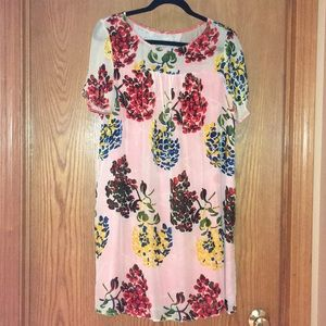 Anthropologie Swing Market Dress by Maeve, Size S